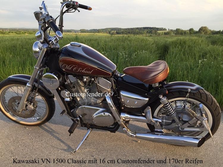 Kawasaki VN 1500 Classic Custom