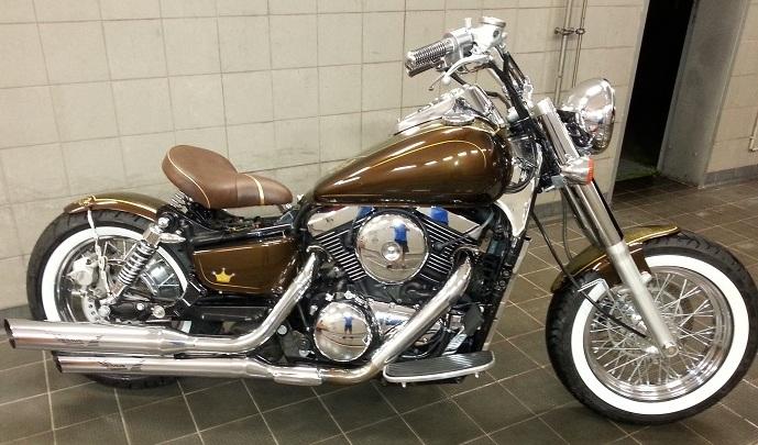 Kawasaki VN Custom